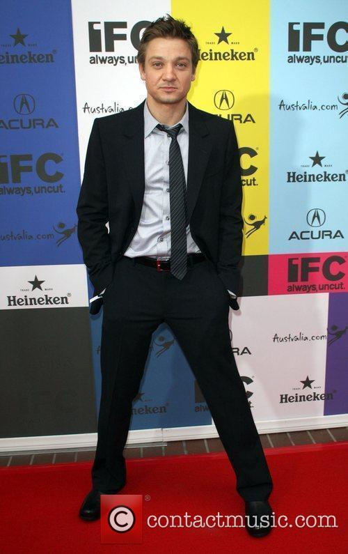 Jeremy Renner IFC's 9th Annual Indie Film Celebration...