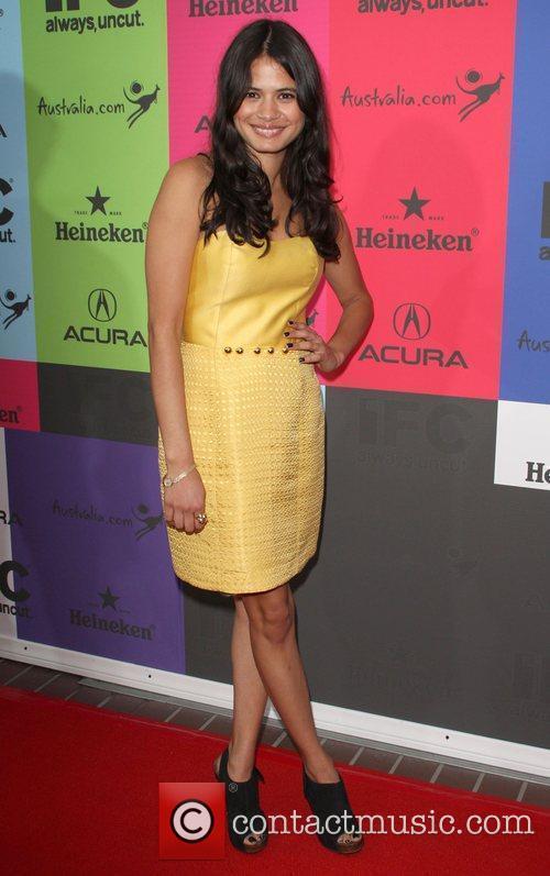 Melonie Diaz IFC's 9th Annual Indie Film Celebration...