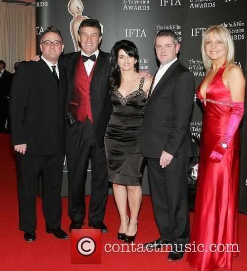 Irish Film and Televison Awards 2009 at the...