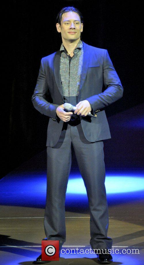 Urs Buhler  IL Divo performing live on...
