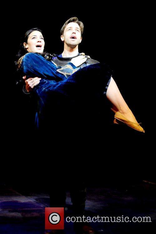 Leila Benn Harris and Simon Gleeson  perform...
