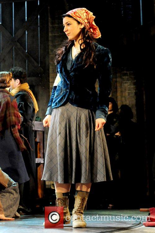 Leila Benn Harris performs 'Imagine This' at the...