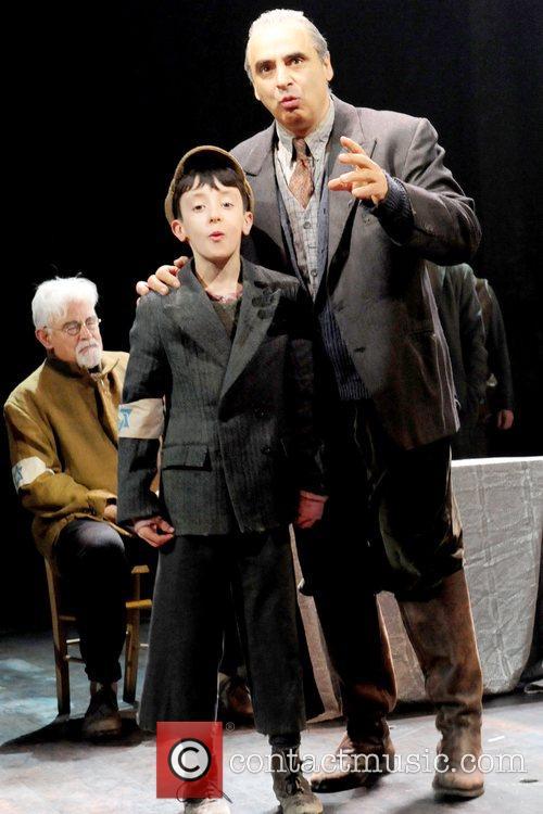 Peter Polycarpou and Nathan Attard perform 'Imagine This'...