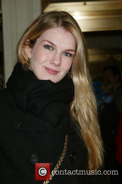 Lily Rabe Opening Night of the Broadway play...