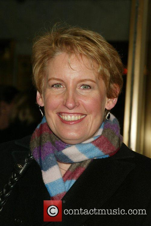 Liz Callaway Opening Night of the Broadway play...