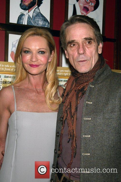 Joan Allen and Jeremy Irons 4