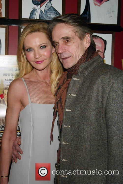 Joan Allen and Jeremy Irons 2