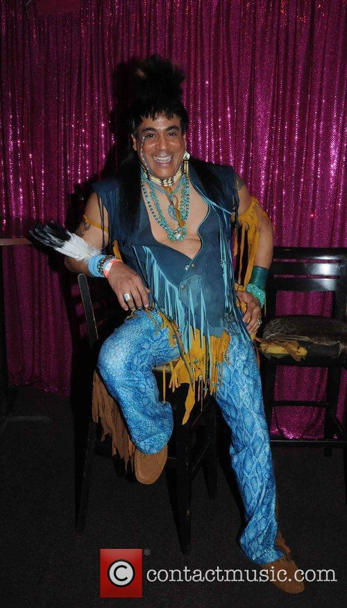Phillipe Rose, The Indian from The Village People...
