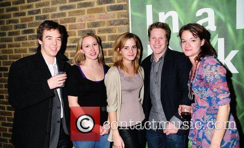 Emma Watson Tom Attenborough Vivienne Storryand and friends...