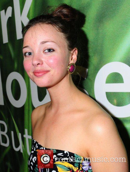 Kira Sternbach attends the 'In a Dark Dark...