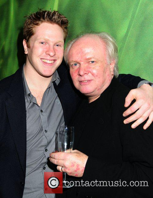 Tom Attenborough and Director Attenborough attend the 'In...