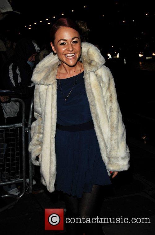 Jaime Winstone British Independent Film Awards 2008 held...