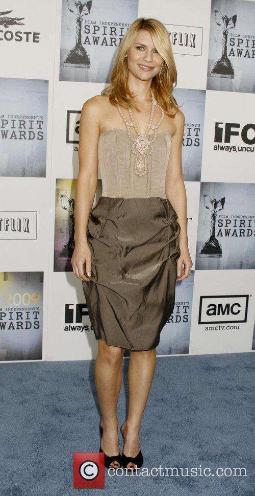 Claire Danes  2009 Film Independent's Spirit Awards...