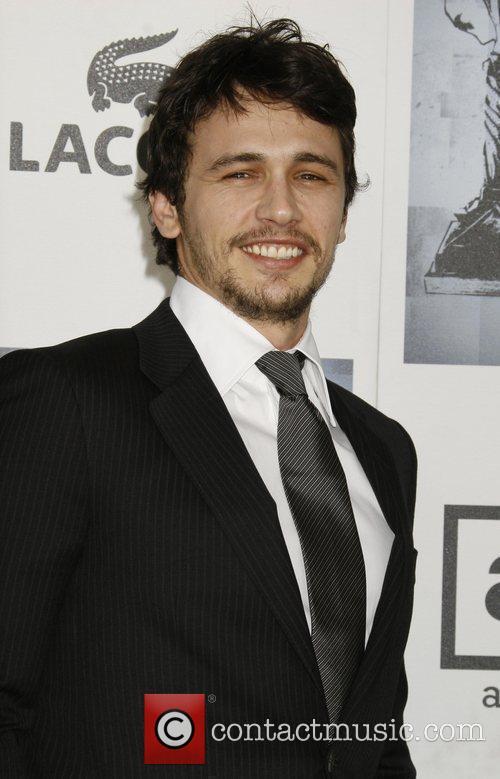 James Franco 2009 Film Independent's Spirit Awards at...