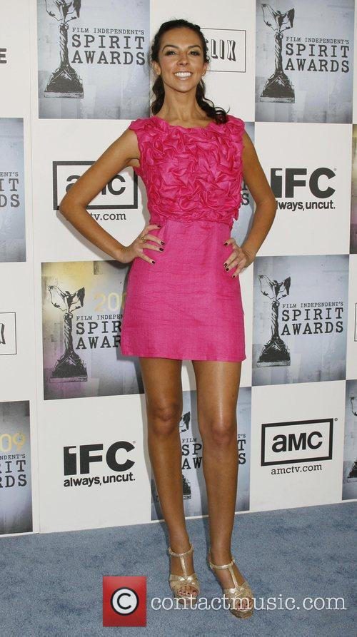Terri Seymour 2009 Film Independent's Spirit Awards at...