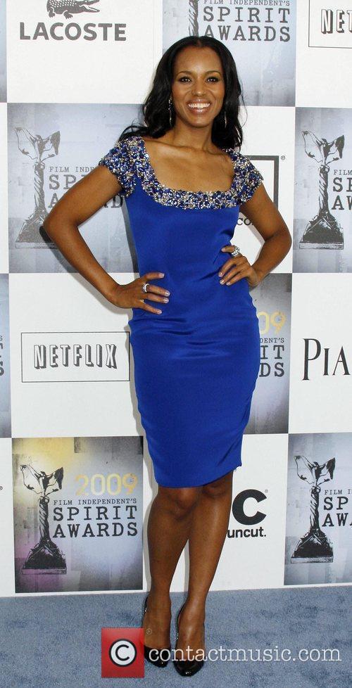 Kerry Washington 2009 Film Independent's Spirit Awards at...