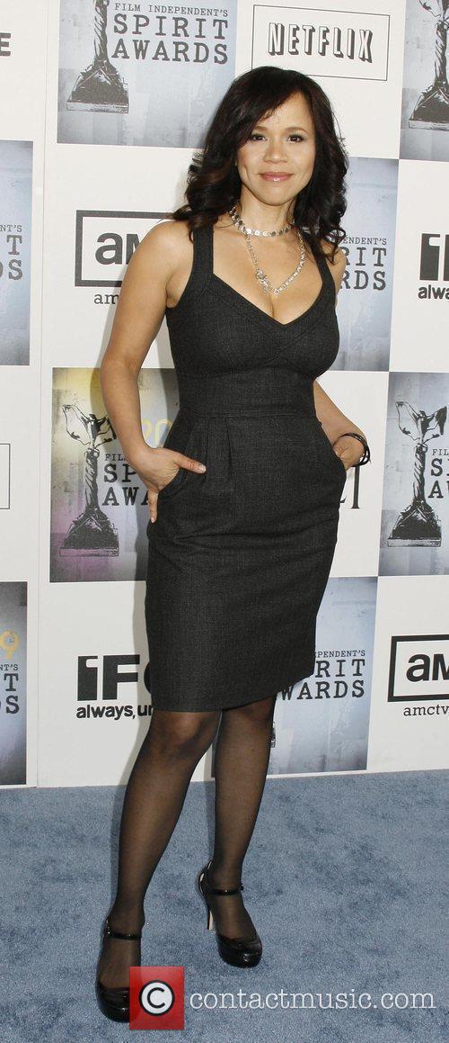 Rosie Perez 2009 Film Independent's Spirit Awards at...