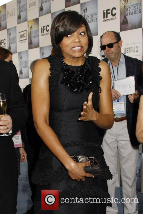 Taraji P. Henson 2009 Film Independent's Spirit Awards...