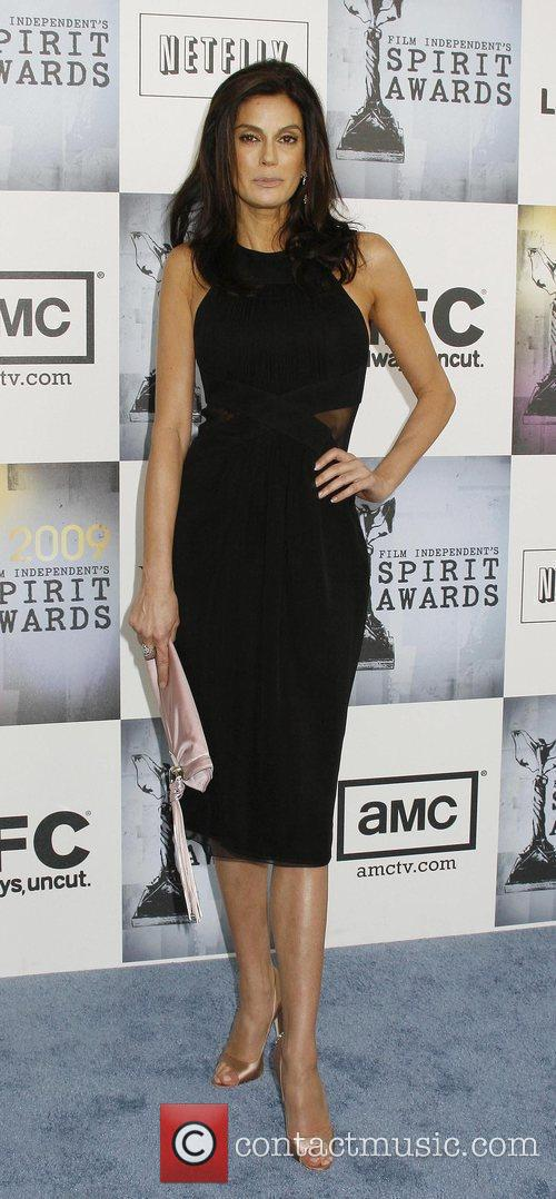 Teri Hatcher 2009 Film Independent's Spirit Awards at...