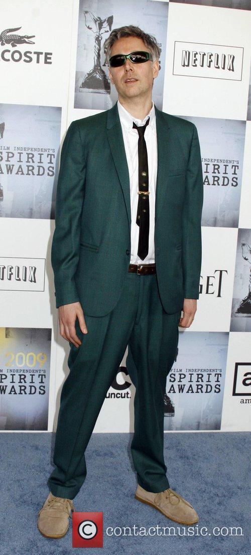 Adam Yauch 2009 Film Independent's Spirit Awards at...