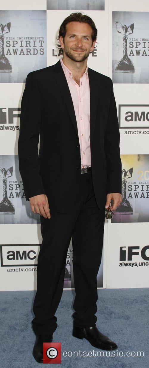 Bradley Cooper 2009 Film Independent's Spirit Awards at...