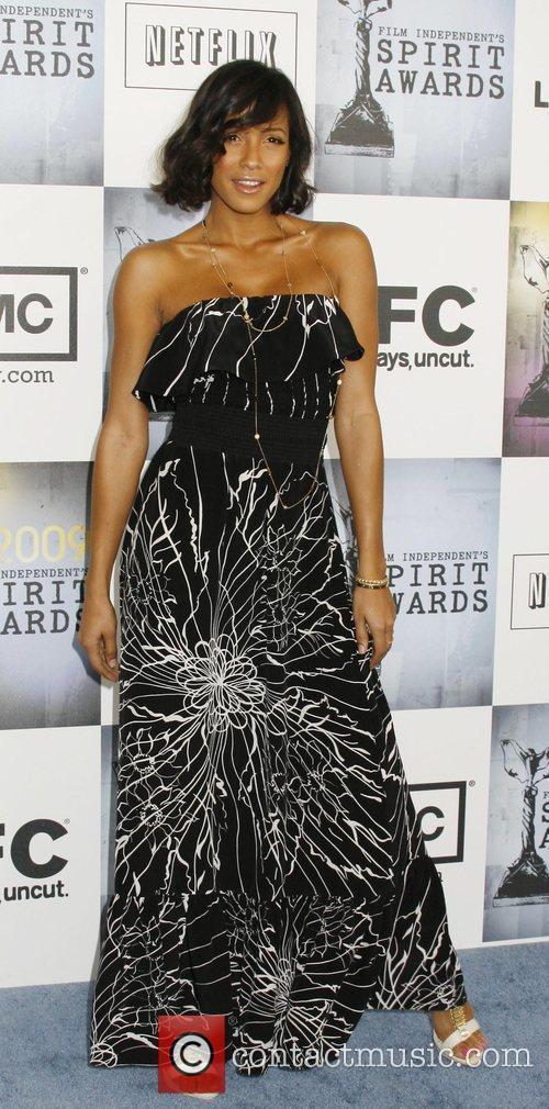 Dania Ramirez 2009 Film Independent's Spirit Awards at...
