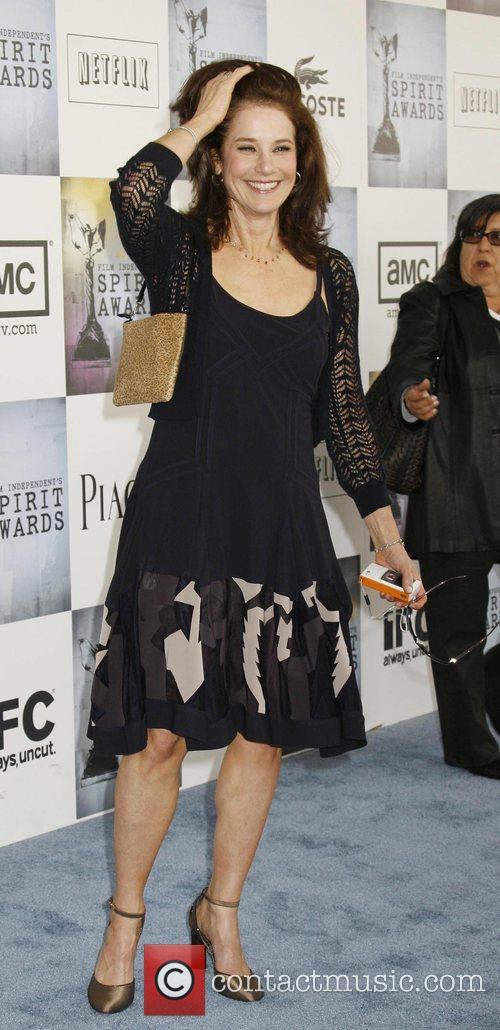 Debra Winger 2009 Film Independent's Spirit Awards at...