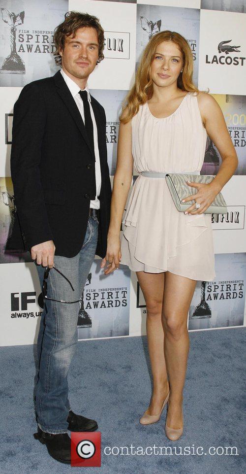 Guest, Rachelle Lefevre 2009 Film Independent's Spirit Awards...