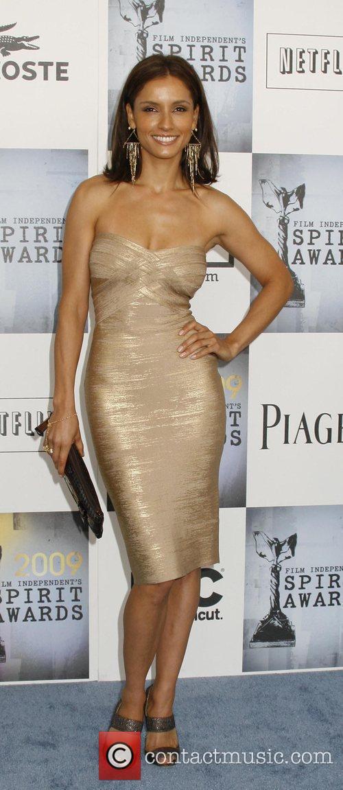 Leonor Varela 2009 Film Independent's Spirit Awards at...