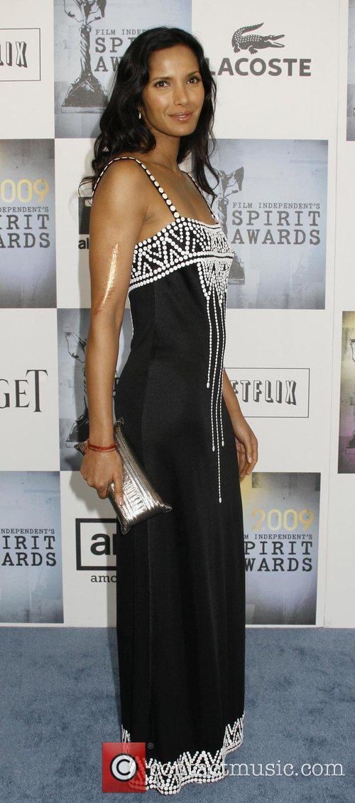 Padma Lakshmi 2009 Film Independent's Spirit Awards at...