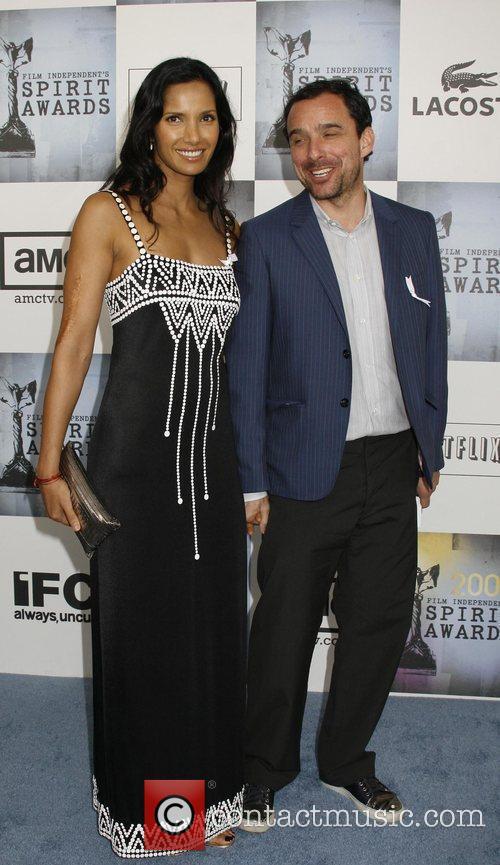 Padma Lakshmi, Guest 2009 Film Independent's Spirit Awards...