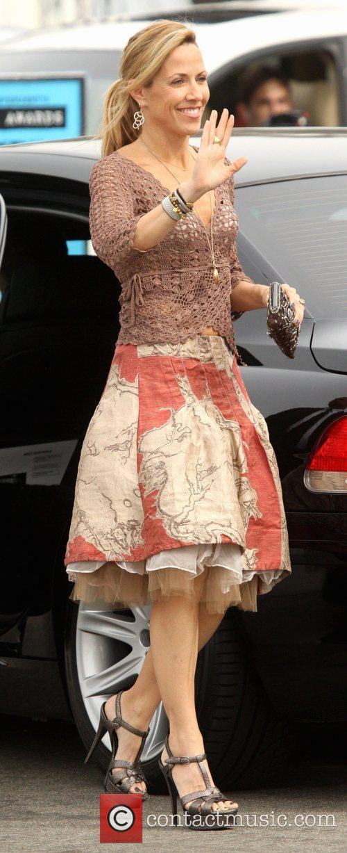 Sheryl Crow 2009 Film Independent's Spirit Awards at...