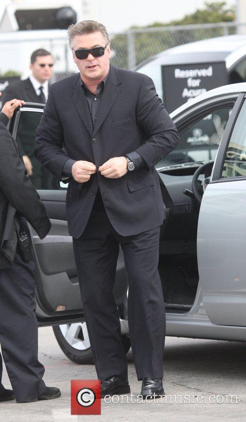 Alec Baldwin 2009 Film Independent's Spirit Awards at...