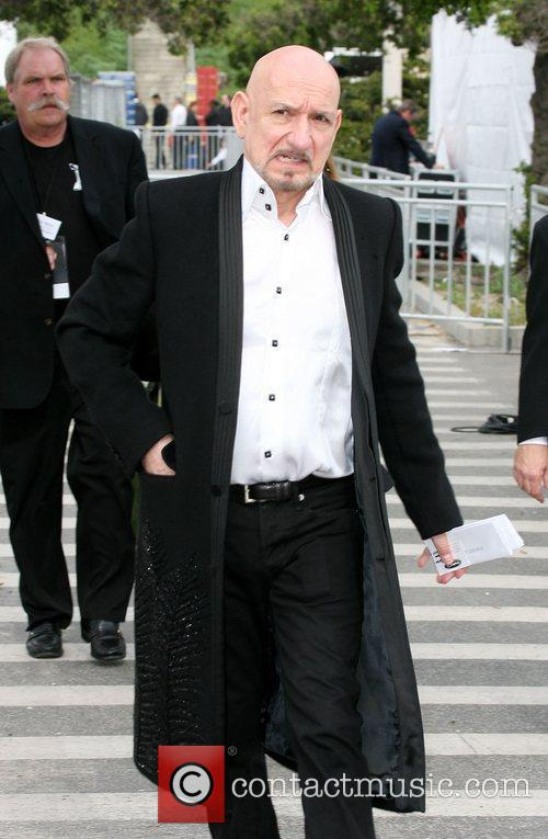 Ben Kingsley 2009 Film Independent's Spirit Awards at...