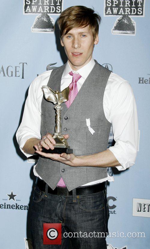 Dustin Lance Black 2009 Film Independent's Spirit Awards...