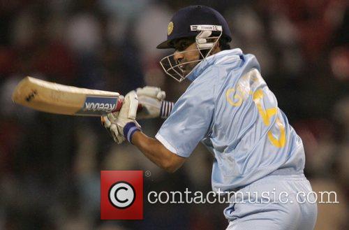 Gautam Gambhir 4th ODI England against India cricket...