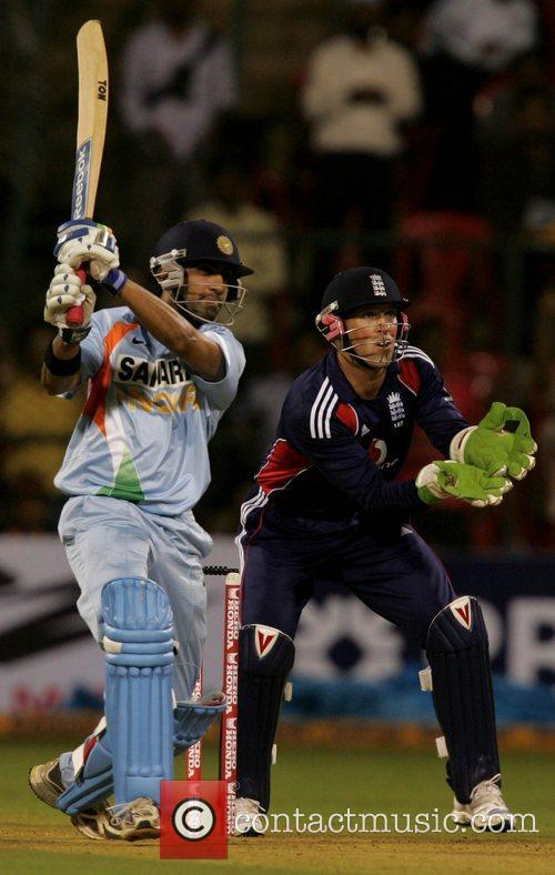 Gautm Gambir 4th ODI England against India cricket...