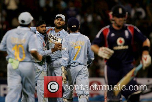 Harbhajan Singh 4th ODI England against India cricket...