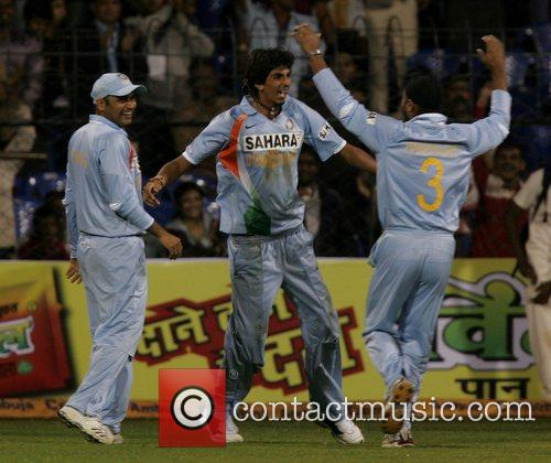Ishant Sharma 4th ODI England against India cricket...