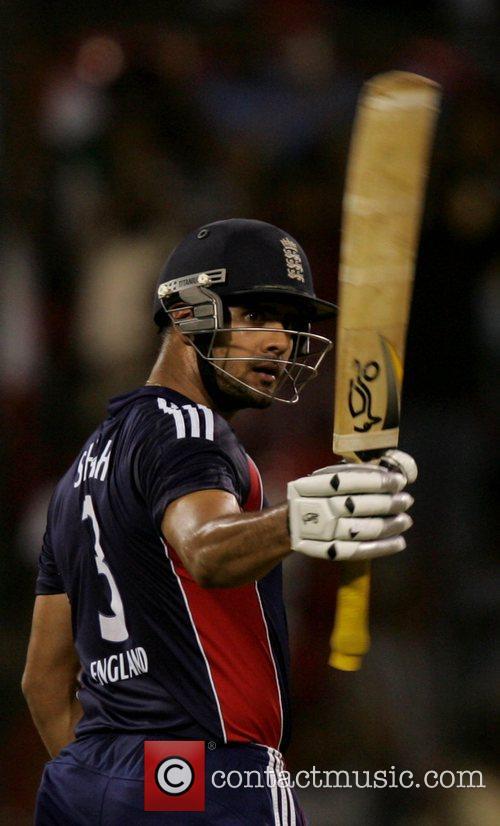Owais Shah 4th ODI England against India cricket...
