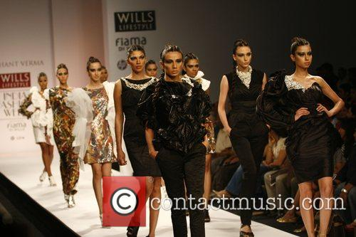 Spring/Summer 2008 catwalk