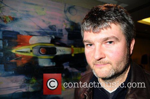 Artist Nicholas Archer  ING Fresh Eyes 2008...