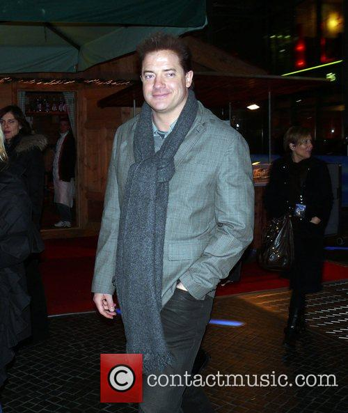 Brendan Fraser World Premiere Ink Heart (Tintenherz) at...