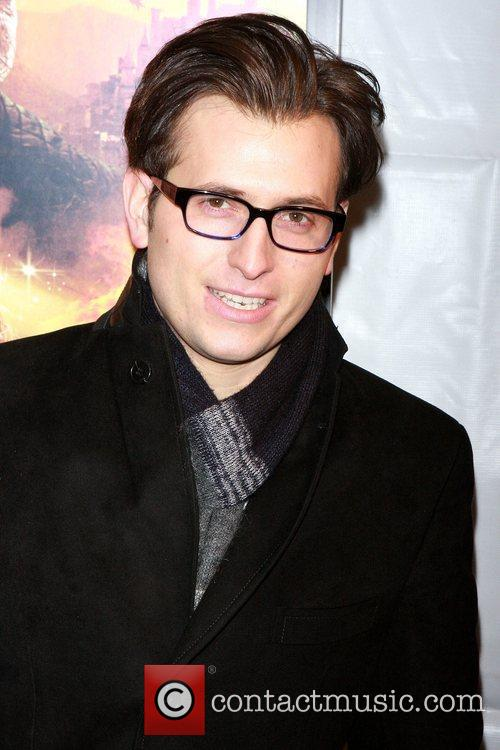 New York Premiere of 'Inkheart' at the AMC...