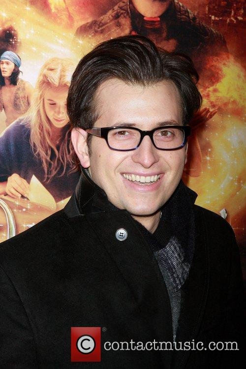 Peter Cincotti New York Premiere of 'Inkheart' at...