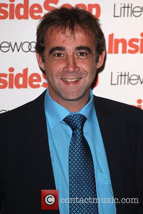 Michael Le Vell Inside Soap Awards 2008 London,...