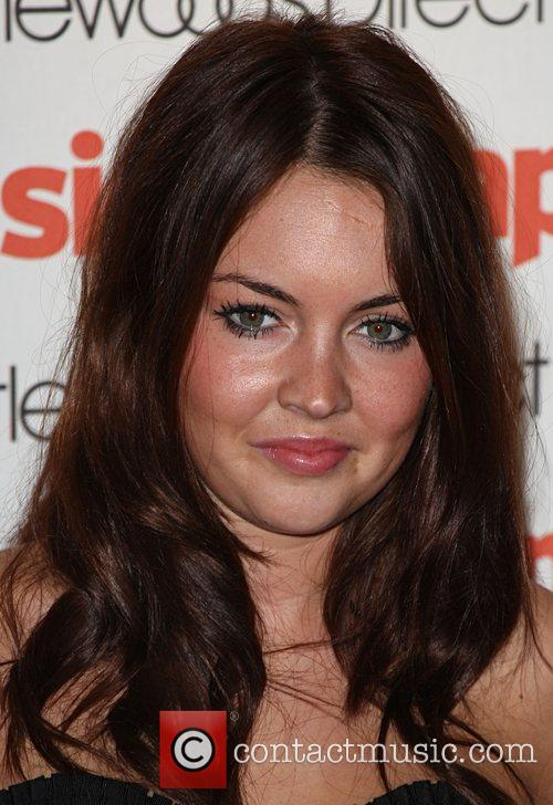 Lacey Turner Inside Soap Awards 2008 London, England