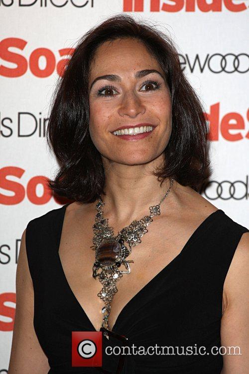 Sally Rogers Inside Soap Awards 2008 London, England