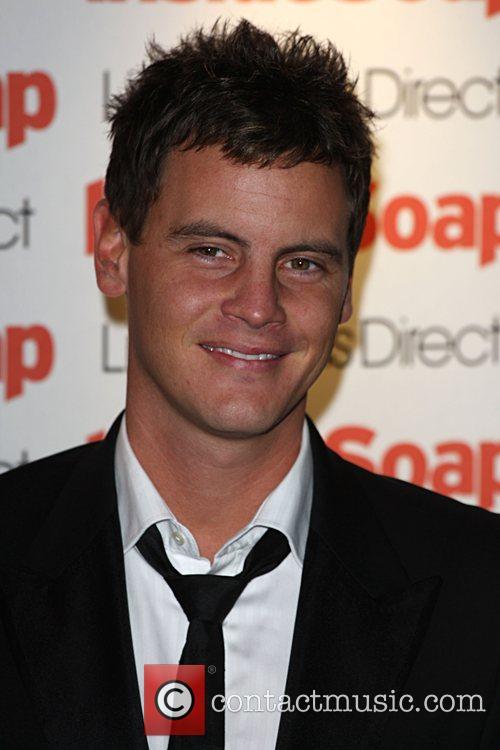 Tom Chambers Inside Soap Awards 2008 London, England