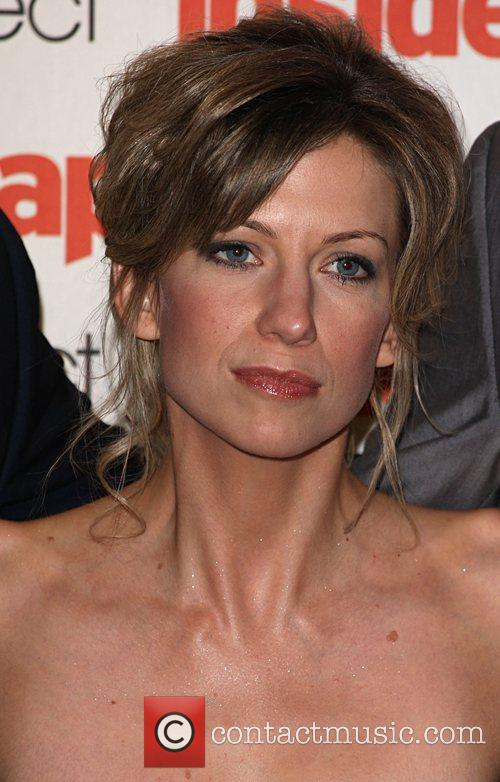 Claire Goose Inside Soap Awards 2008 London, England